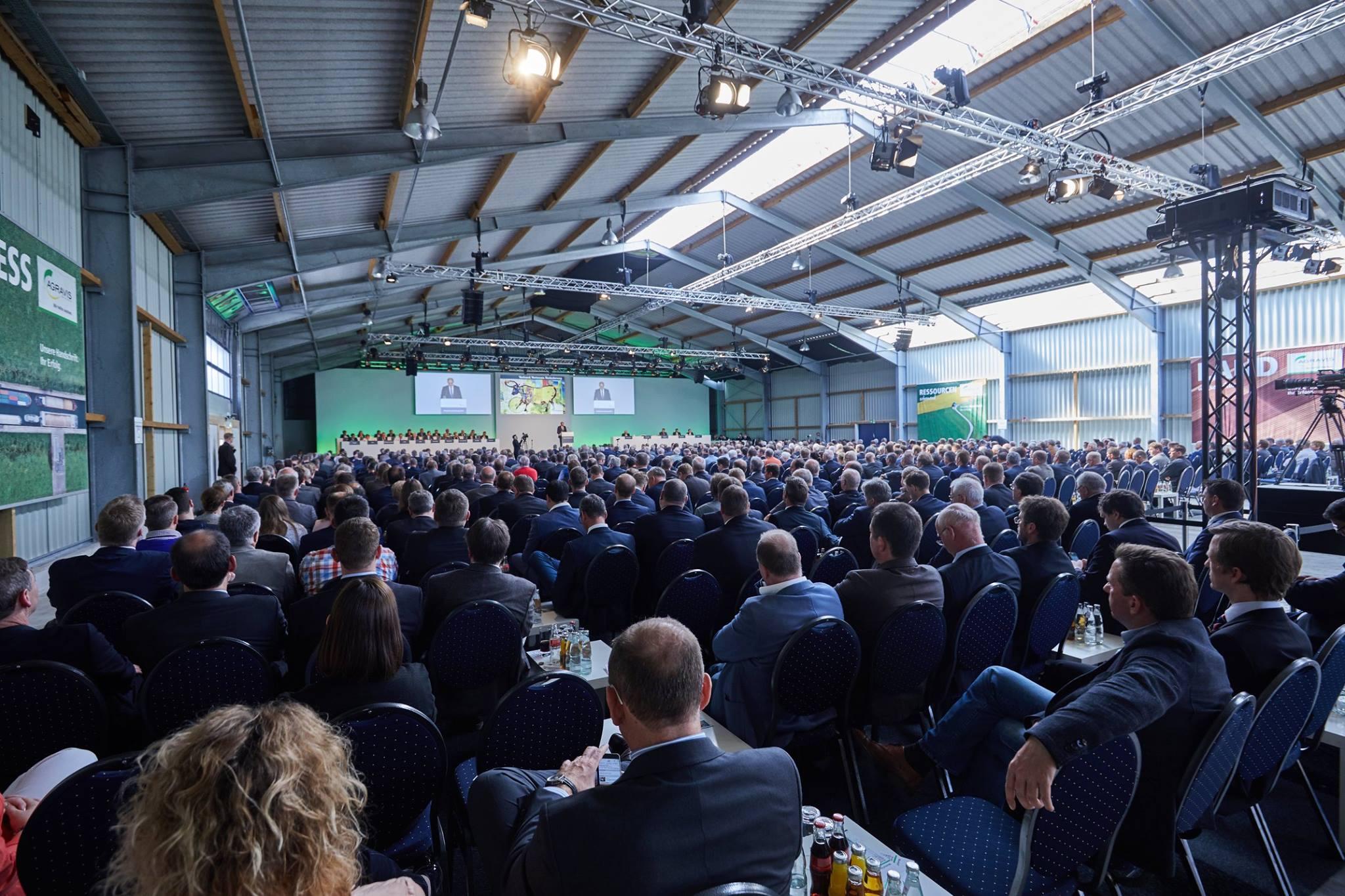 AGRAVIS Hauptversammlung 2017